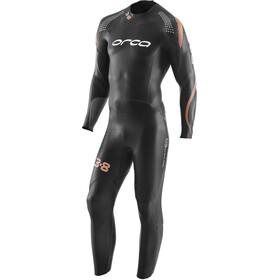 ORCA 3.8 Enduro Wetsuit Heren, zwart